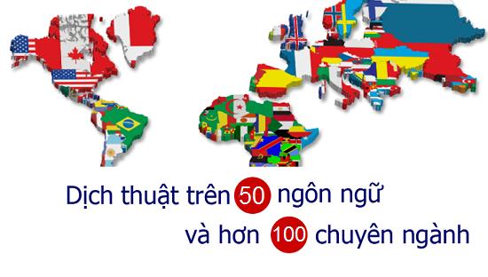 Dịch tài liệu kỹ thuật đa ngôn ngữ, đa chuyên ngành